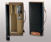 Набор подарочный для вина (кофр, штопор)