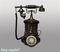 Ретро-телефон, 27x23х36 см