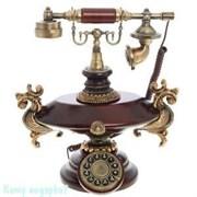 Ретро-телефон, 32х23х36 см