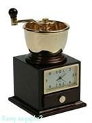 Часы настольные «Кофемолка», 5х5х8 см
