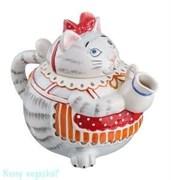 Заварочный чайник «Кошка с кувшином», 1000 мл