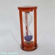 Песочные часы, (без указания времени), фиолетовый песок