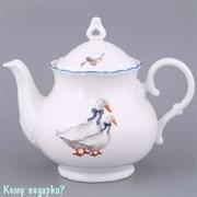 Чайник заварочный «Гуси», 1200 мл