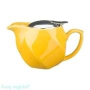 Заварочный чайник, 500 мл, желтый