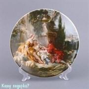 Декоративная настенная тарелка, d=19 см