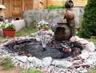 Садовый фонтан на даче Своими руками
