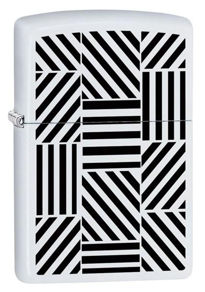 Зажигалка Zippo 214 Abstract - фото 102974