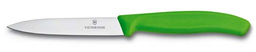 Нож для овощей SwissClassic 10 см Victorinox 6.7706.L114 - фото 103086
