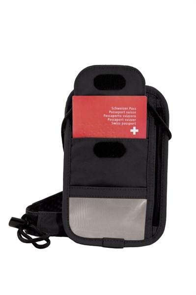 Кошелек на шею Lifestyle Accessories 4.0 Boarding Pouch Викторинокс (Victorinox) 31172101 - фото 103143