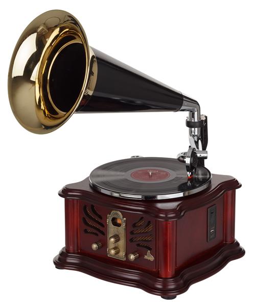 Граммофон Playbox Gramophone-I PB-1011U-CH - фото 106899