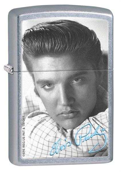 Зажигалка Зиппо (Zippo) Elvis 28629 - фото 172525