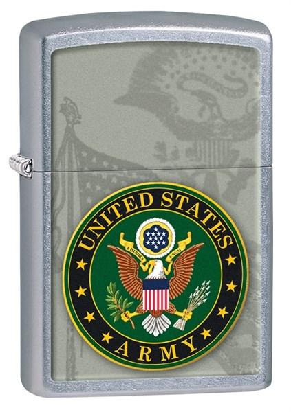 Зажигалка Zippo US Army 28632 - фото 172532