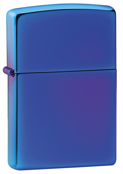 Зажигалка Zippo Classic с покрытием High Polish Indigo, 29899 - фото 184893