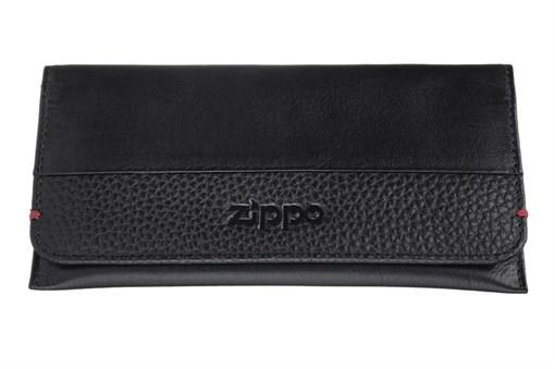 Кисет для табака Zippo, натуральная кожа, 2006058 - фото 184985