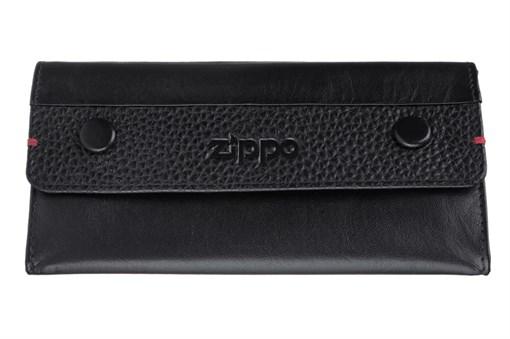Кисет для табака Зиппо (Zippo), натуральная кожа, Z144379 - фото 184991