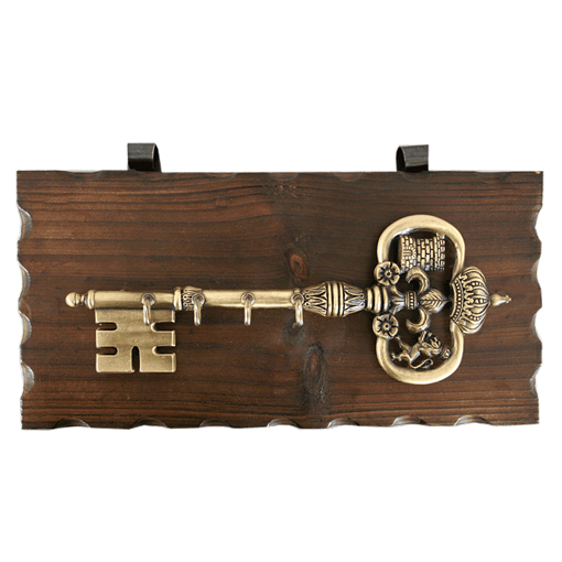 Ключница настенная, зол. KL-840-B - фото 185716