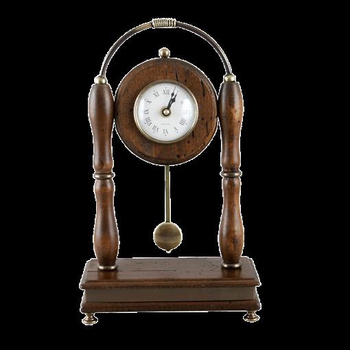 Часы настольные с маятником FC-3191 - фото 185752
