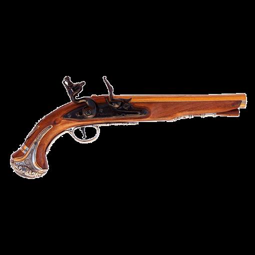 Пистоль английского генерала Вашингтона 18 века DE-1228 - фото 185775
