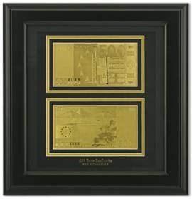 Картина с банкнотами (Евро) HB-092 - фото 185896