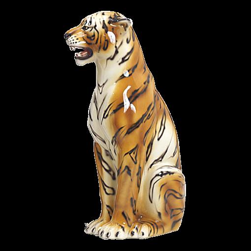 Статуэтка ростовая Тигр CB-351-T - фото 185975