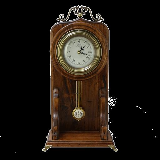 Часы настольные с маятником FC-3701 - фото 185994