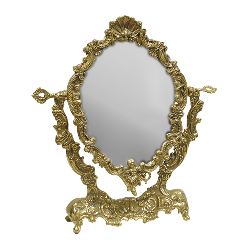 Зеркало Ракушка настольное AL-82-175 - фото 186038