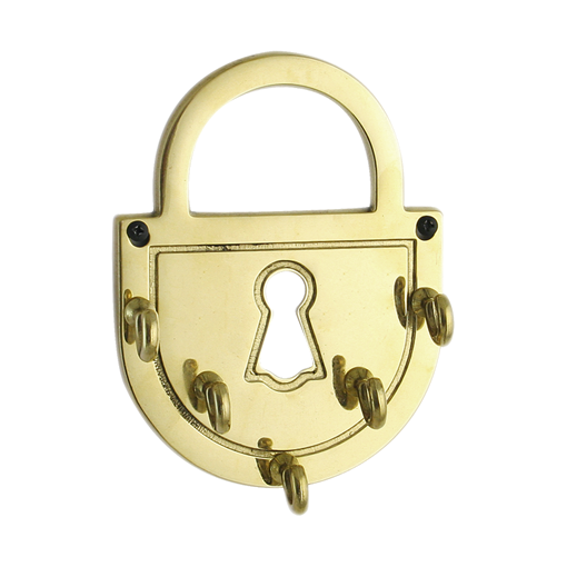 Ключница Замок амбарный AL-80-304 - фото 186106