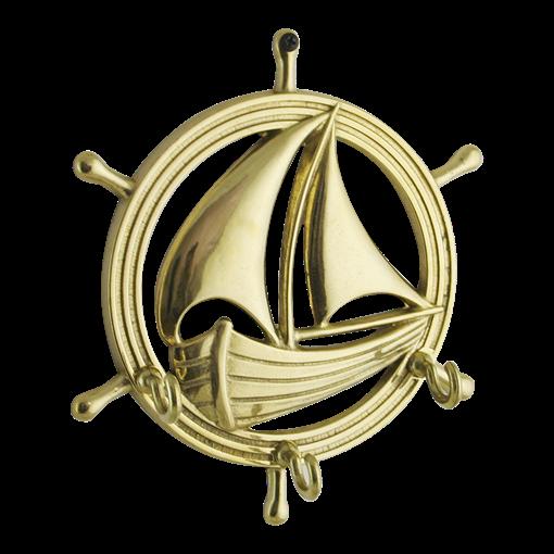 Ключница Парусник AL-80-303 - фото 186107