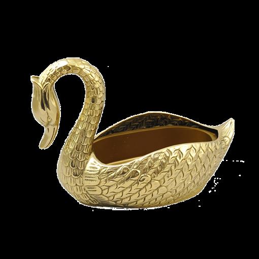 Ваза Лебедь декоративная, 29 см AL-82-334 - фото 186371