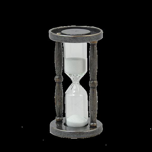Часы песочные 3 мин антик AL-80-239-1-ANT - фото 186373