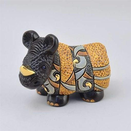 Статуэтка керамическая Носорог DR-SW-005 - фото 186533