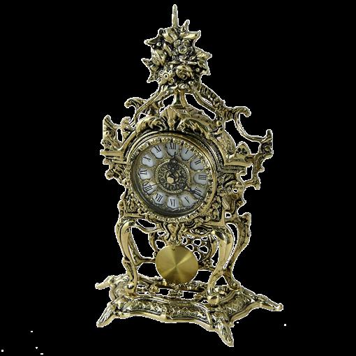 Часы Пендулино с маятником, золото BP-27028 - фото 186734