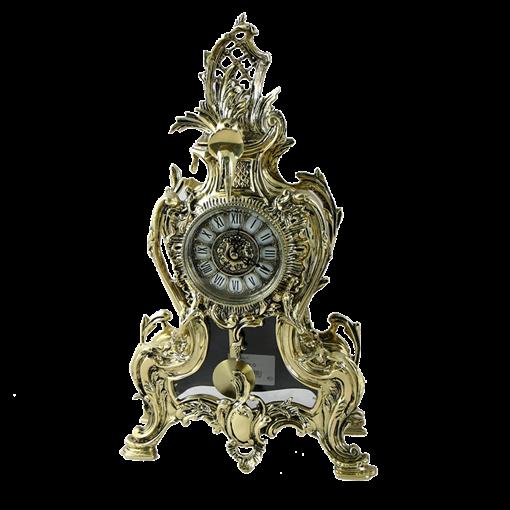 Часы Конша с маятником, золото BP-27022-D - фото 186754
