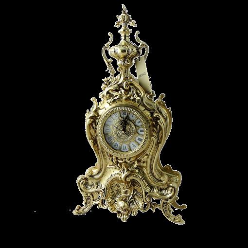 Часы Дельфин, золото BP-00836 - фото 186785