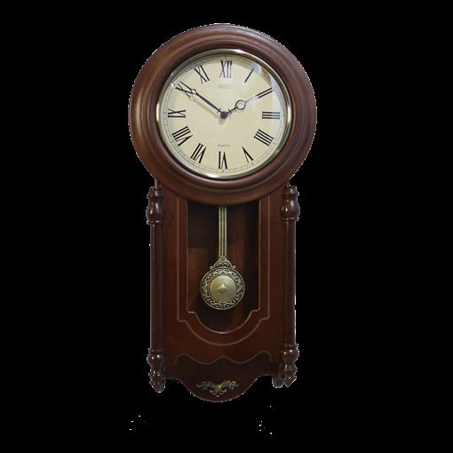 Часы Лондон настенные с маятником HL-C-4005-A-1 - фото 186994