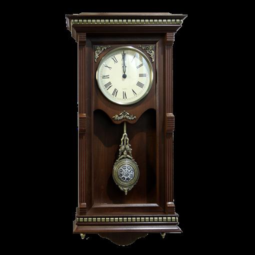 Часы Британия настенные с маятником HL-C-4032-A - фото 186995