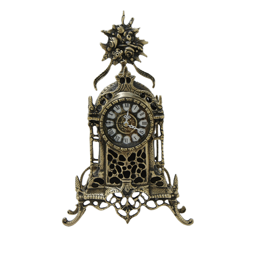 Часы Кафедрал малые, антик BP-27015-A - фото 187011