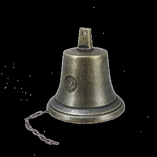Рында сувенирная диаметр 21 см. AL-82-313-ANT - фото 187096
