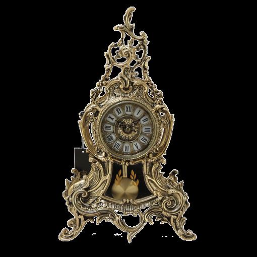 Часы  Луиш XV с маятником каминные BP-27025-D - фото 187232