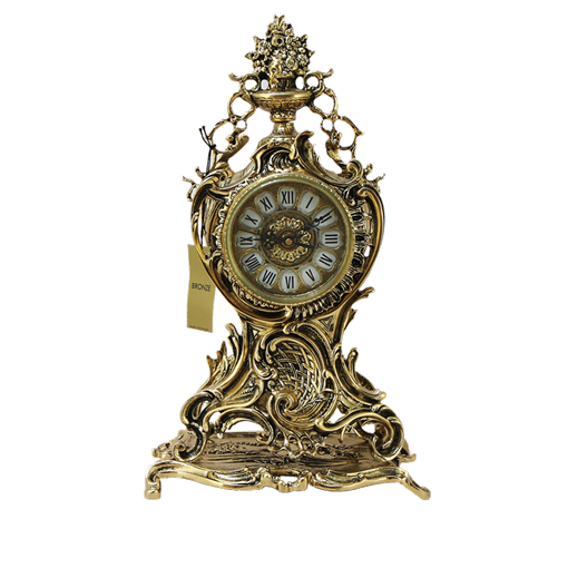 Часы Ласу Кришта каминные BP-27101-D - фото 187235