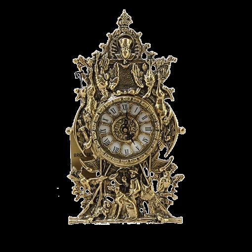 Часы Охотник каминные BP-28030-D - фото 187242