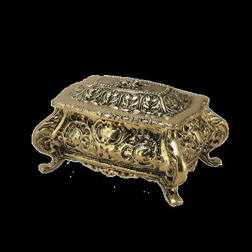 Шкатулка Луиш XV ювелирная BP-21106-D - фото 187248