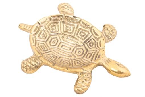 Урна малая настольная  Черепаха  9.5 см BE-6500137 - фото 187304