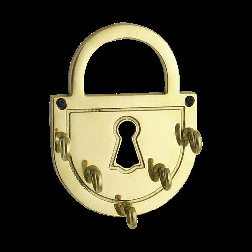 Ключница Замок AL-80-304-1 - фото 187414