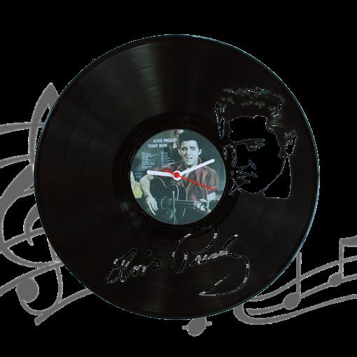 Часы виниловая грампластинка  Elvis Presley WL-11 - фото 187478