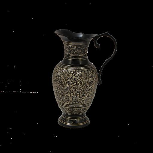 Ваза-кувшин  Виноград , черная BE-6501454 - фото 187522