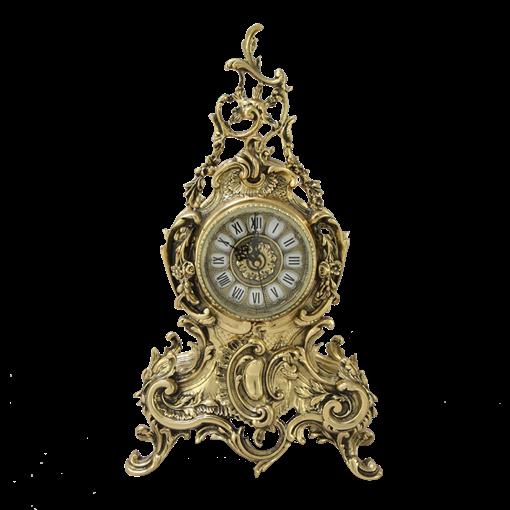 Часы  Луи XIV  каминные бронзовые BP-27076-D - фото 187554