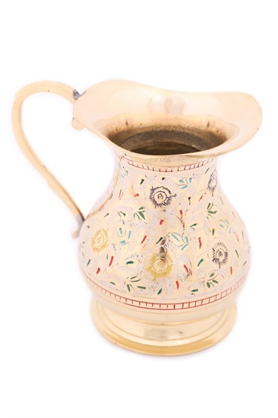 Ваза-кувшин   Jali  , 5.5 , цветная эмаль BE-6501458 - фото 187595