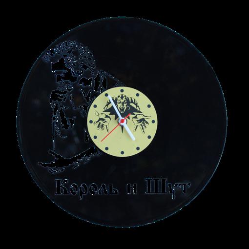 Часы виниловая грампластинка Король и Шут WL-29 - фото 187682