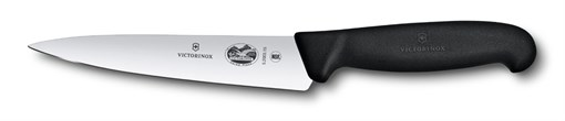 Нож разделочный Викторинокс (Victorinox) Fibrox 5.2003.15 - фото 188920